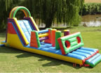 Junior Gladiator Jumping Castle