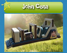 John Cena Jumping Castle for sale