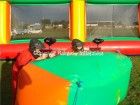 Inflatable Paintball Battle Field:4