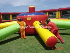Inflatable Paintball Battle Field:3