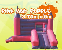 Princess jumping castle kempton park